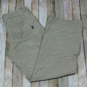 Patagonia Sol Patrol Pants UPF 30 Nylon Fishing